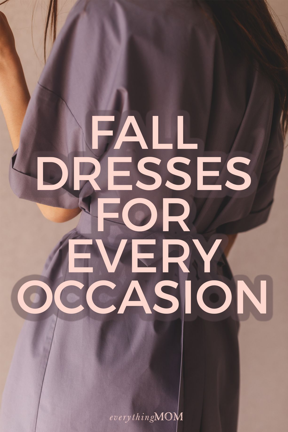 Fall Dresses for Every Occasion Fall dresses, Fashion