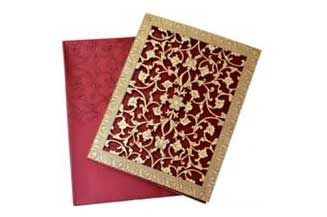 Pin by Scroll Wedding Cards at ideal Imprint on Indian Wedding Cards