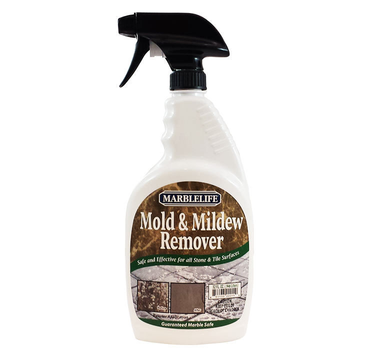 Bathroom Cleaners Safe For Marble: MARBLELIFE® Mold & Mildew Stain Remover
