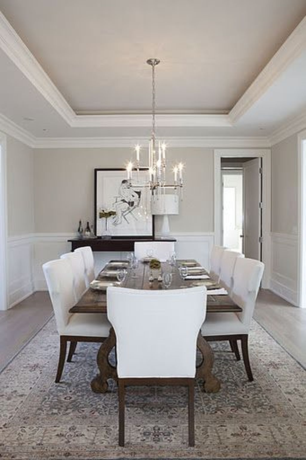 6+ Amazing Dining Room Paint Colors Ideas | Classic dining ...