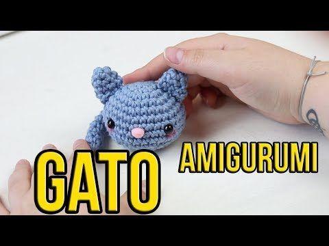 Cat Amigurumi Tutorial Diy Häkeln Katze Den Mond Häkeln