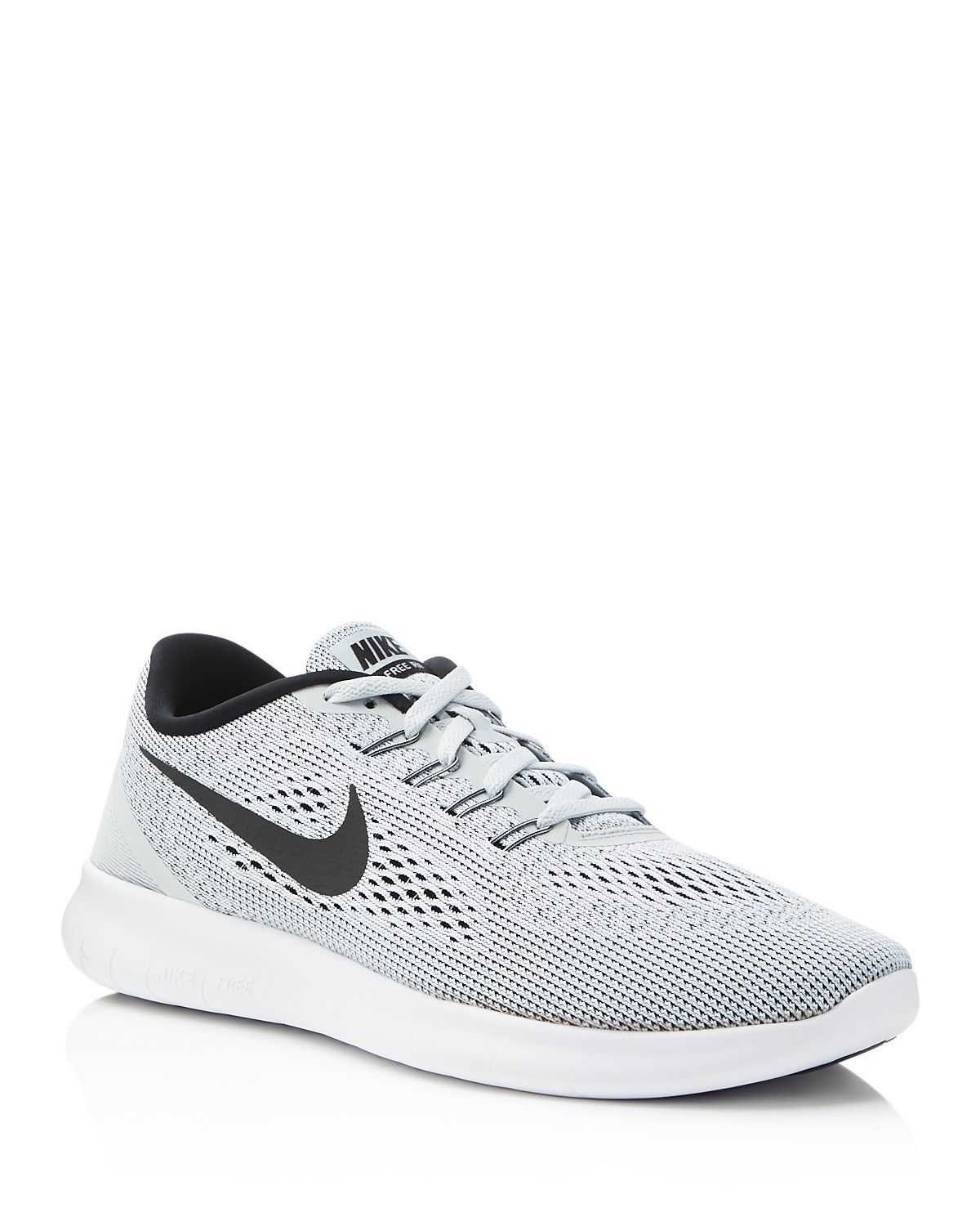 promo code 19425 25ec4 Nike Free RN Lace Up Sneakers - These run-ready sneakers from Nike feature  an engineered mesh upper that conforms to your foot s movement.