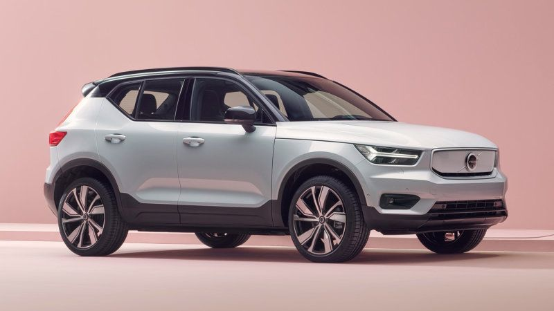 2020 Volvo Xc40 Recharge Revealed With Miles Of Range Volvo Electric Crossover Latest Cars