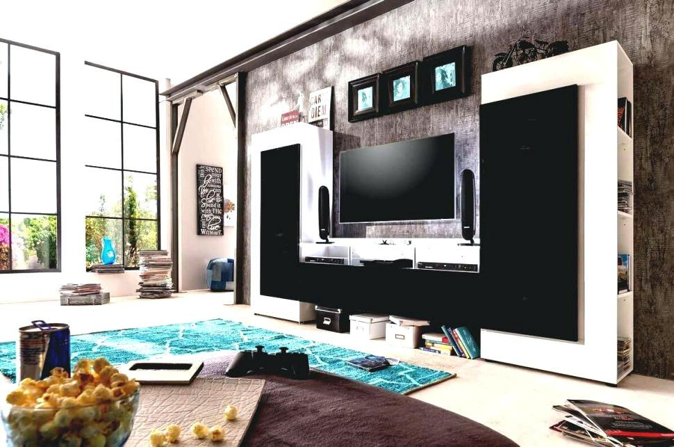 Beautiful Showcase Design For Hall In India Modern Tv Unit