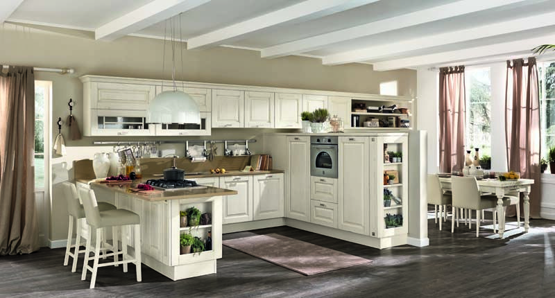 LAURA - Cucina Lube Classica | Pinterest | Kitchen country, Shabby ...