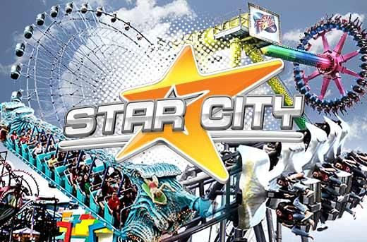 33 Off Star City S Ride All You Can Pass Promo Star City City Riding