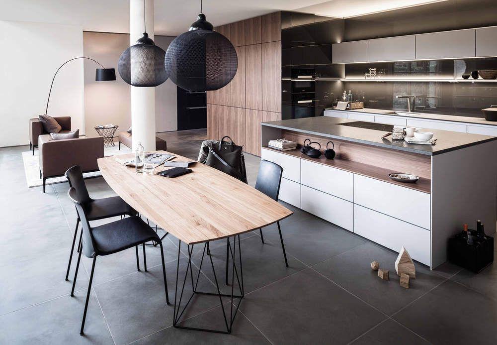 Déco de cuisine ouverte  la cuisine Conforama, semi ouverte - Déco - Conforama Tables De Cuisine