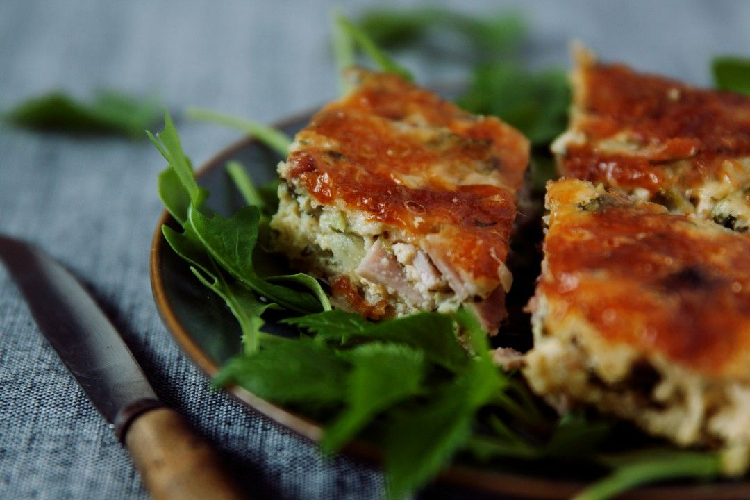 Wildkräuterkurs – Quiche mit Giersch | Blackperfection