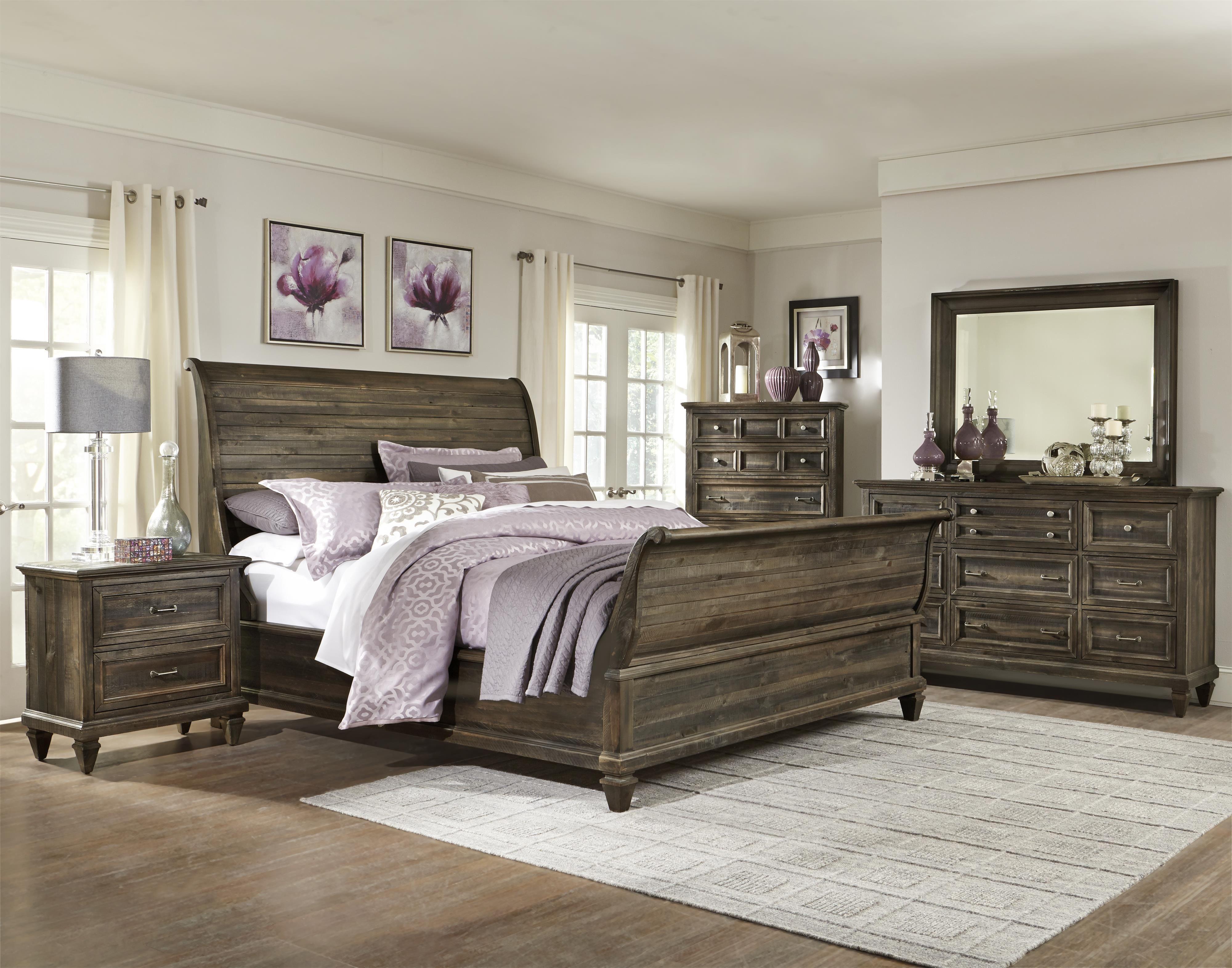 Calistoga King Bedroom Groupmagnussen Home At Becku0027s Furniture Interesting Magnussen  Bedroom Furniture Inspiration