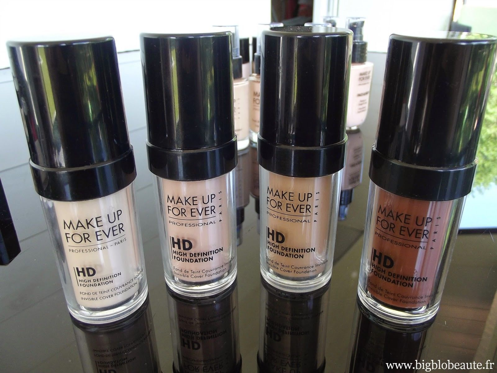 Make Up For Ever Ultra Hd Foundation Sample 2/5Ml Make