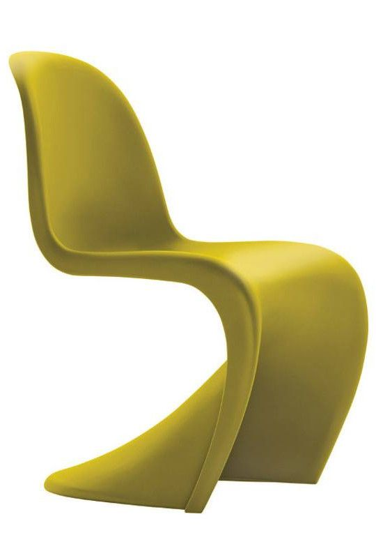 Panton chair by vitra design verner panton 1959 1960 for Sedia design vitra