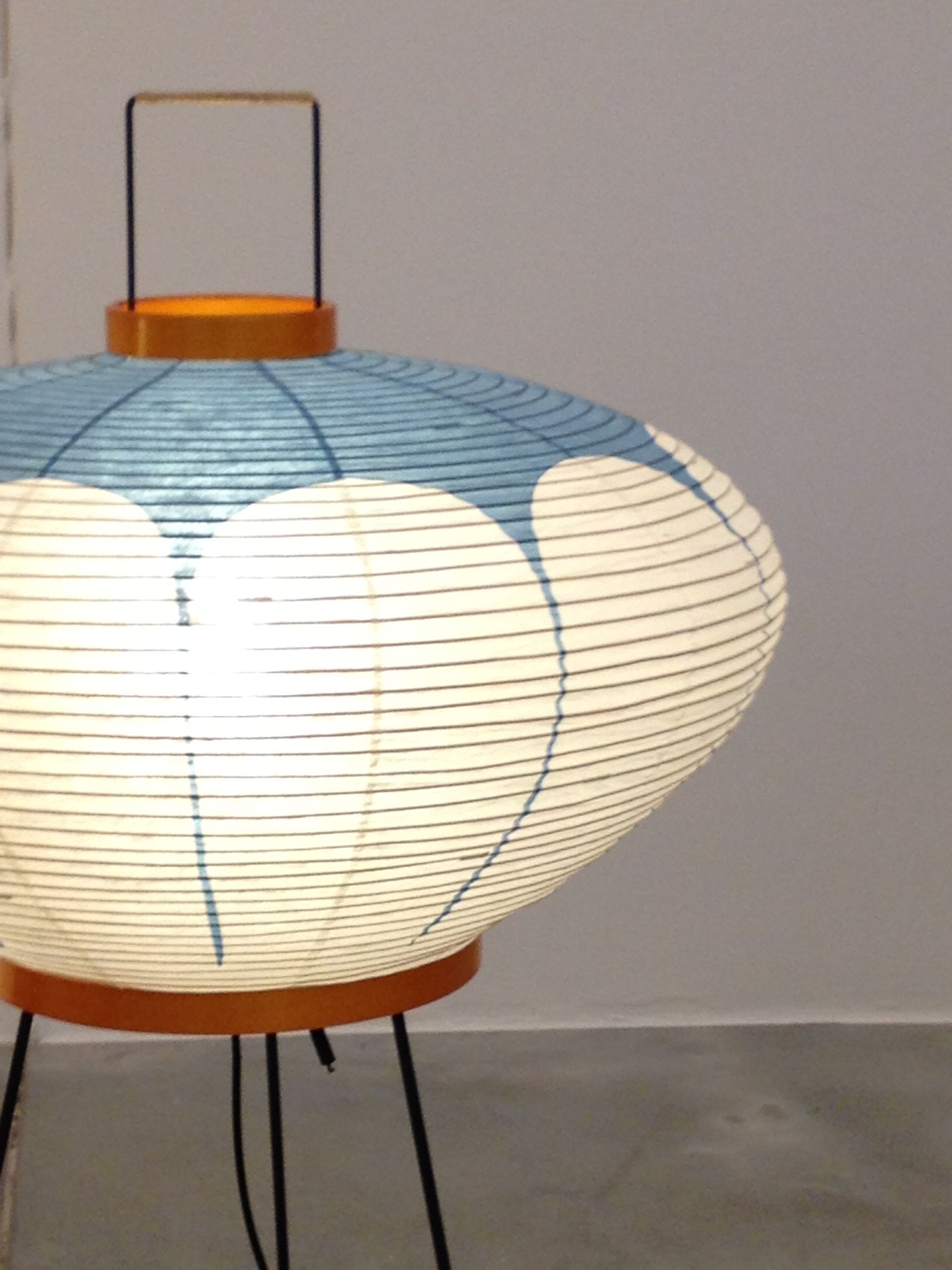 Lampe Akari Light Sculptures De Isamu Noguchi 1951
