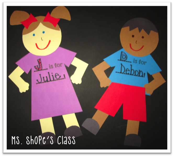 Art Girls Virtual Preschool: All About Me, My Family And Friends Unit