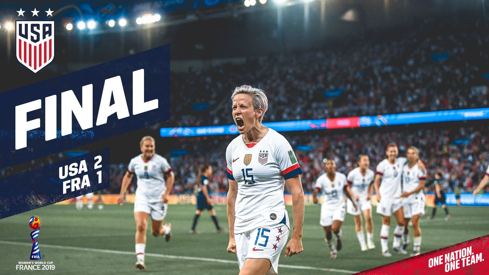 World Cup Quarterfinal US beats France Uswnt, Usa soccer