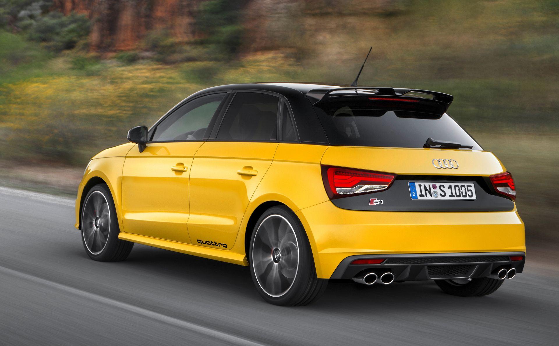 Audi A1 Quattro Most Efficient Gti Audi Wagon Audi Cars Audi