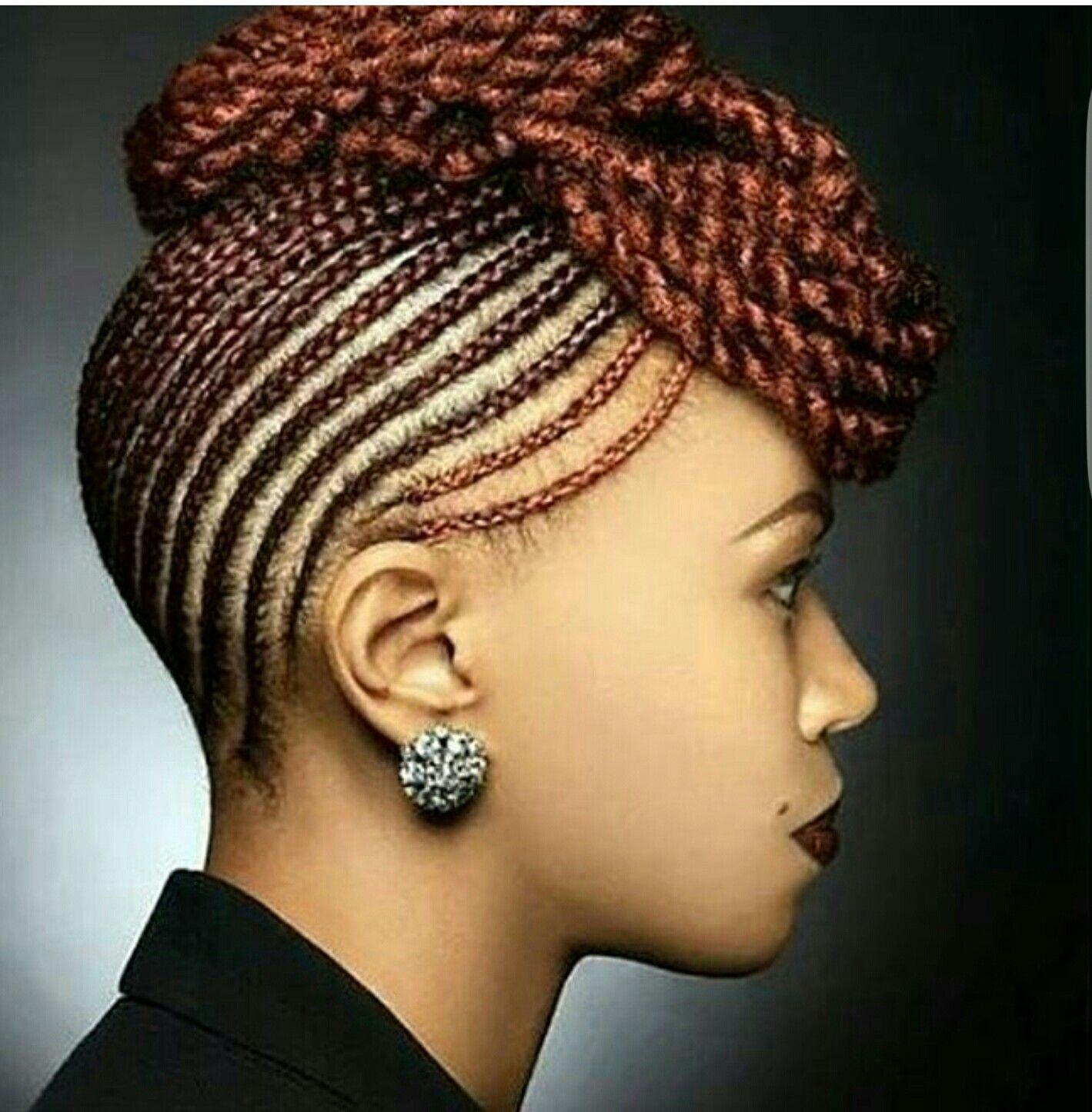 Mohawk updo braids mohawk braids updo pinterest hair styles