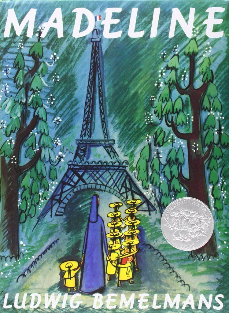 Madeline by Ludwig Bemelmans ($14, originally $18)