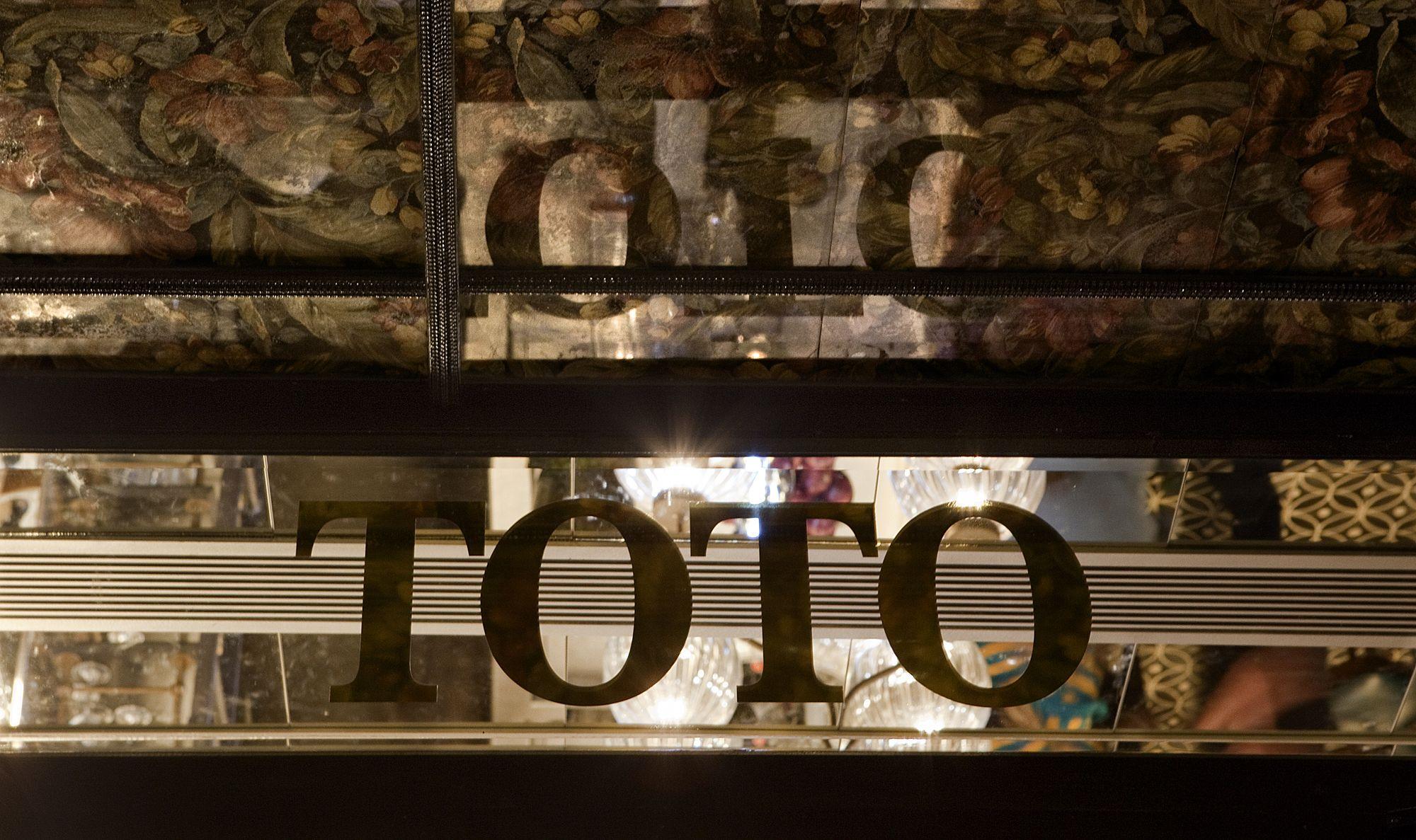 Restaurante Toto en Barcelona #totorestaurante #toto #kitchen #oven ...
