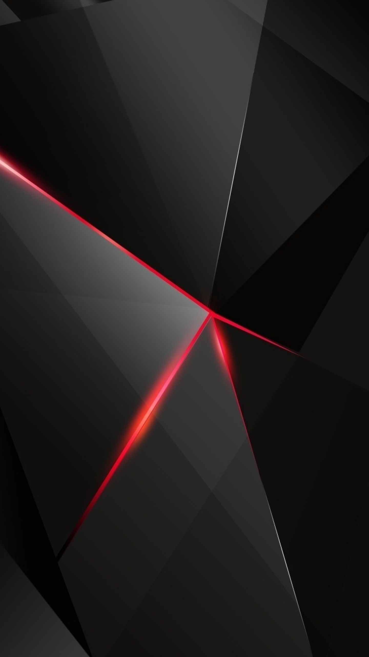 black a· pure black wallpaper android central