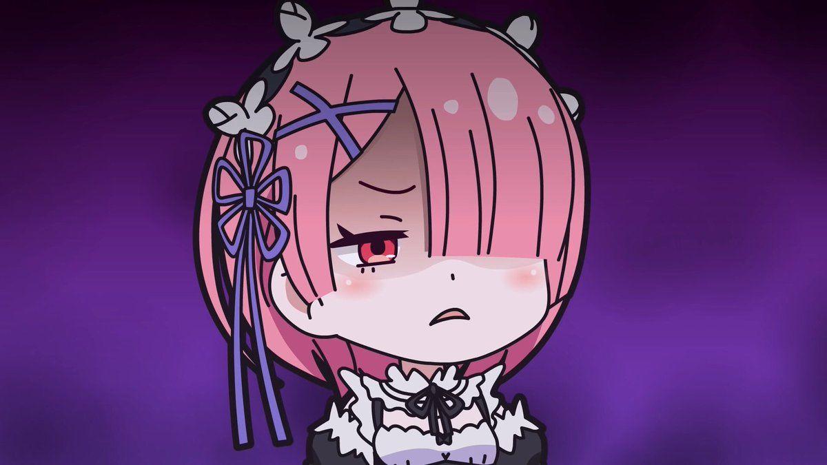 Pin By Yellow Diamond On Re Zero Kawaii Anime Anime Memes