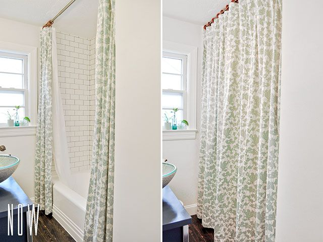 Diy Budget Bathroom Renovation Reveal With Images Diy Shower