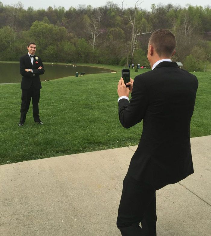Michael Martin, Logan Westrope, gay, couple, prom, west virginia, same-sex, outsports
