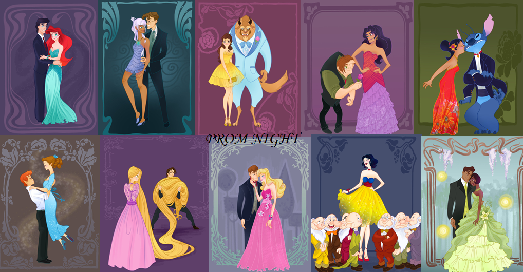 Disney Princesses Disney Princess Disney Princess Fan Art