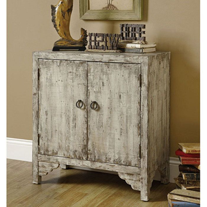 Distressed Wood Furniture Cabinet  Modern Kitchen Trends  How to