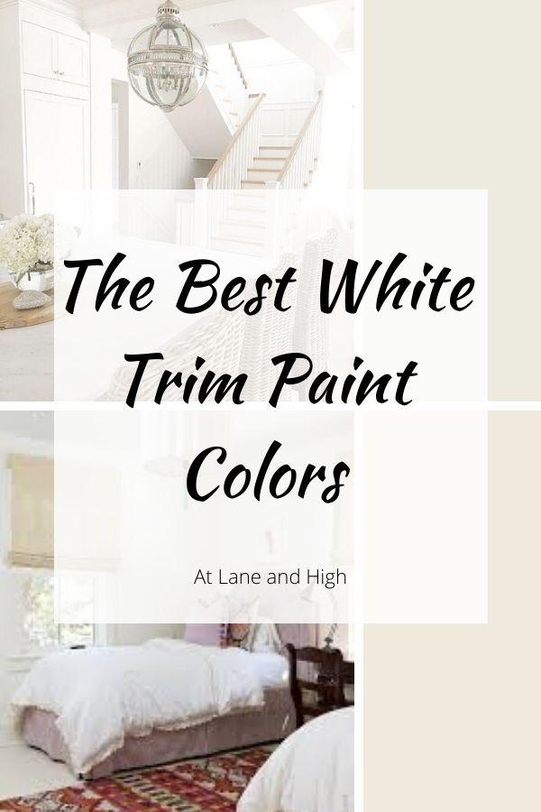 6 of the best white trim paint colors trim paint color on interior designer recommended paint colors id=56796