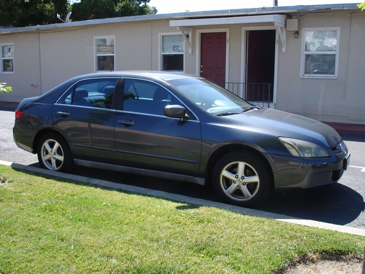 Awesome Great 2005 Honda Accord 2005 Dark Grey Honda Accord Low Mileage 2 4 Dohc Sulev Ivtec 2017 2018 Car Bmw Car Bmw