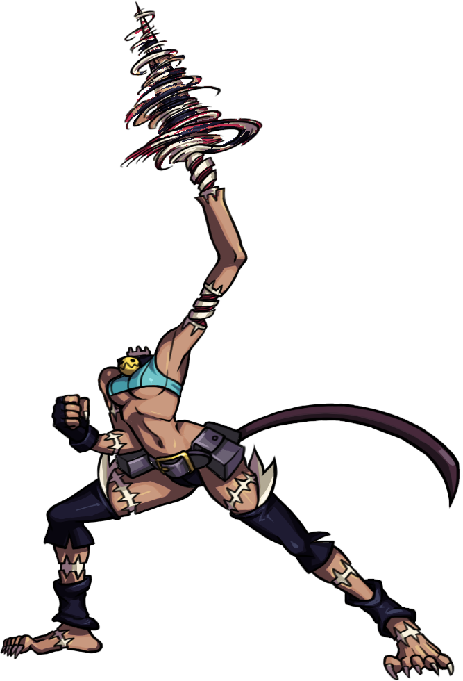 Ms Fortune Move List Skullgirls Dungeons And Dragons Characters Cat Girl