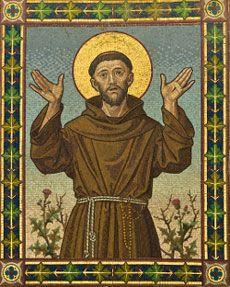 29 novembre: oggi è lanniversario di San Francesco, santo patrono ...