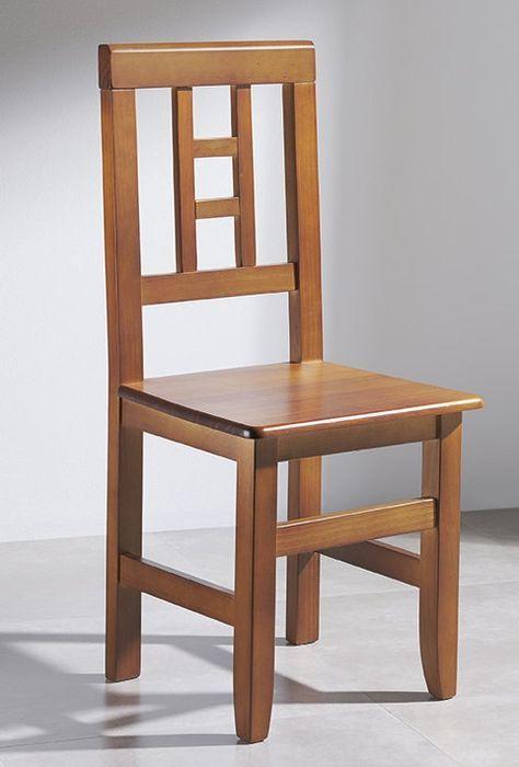 sillas de madera rusticas - Buscar con Google | dino isco ...