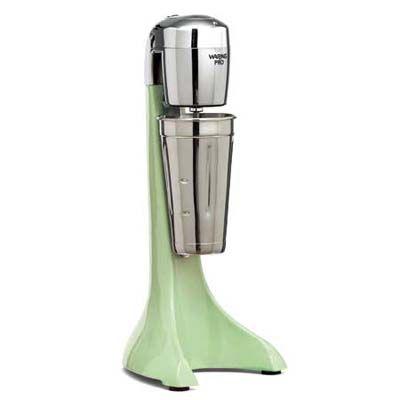 Mint Green Kitchen Accessories On Vintage Mint Green Milkshake Maker By Waring
