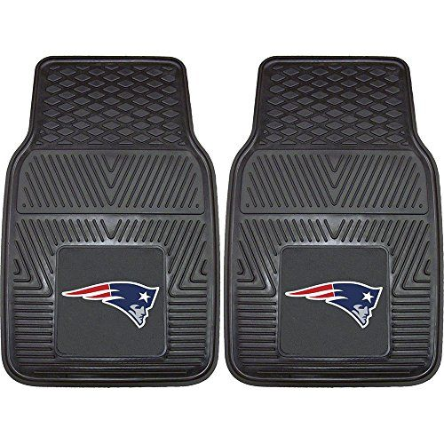 cool FANMATS NFL New England Patriots Vinyl Car Mat