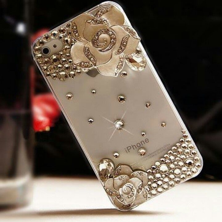 I love white phones <3