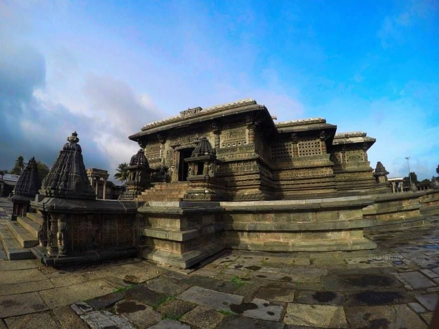 Chenna keshava temple
