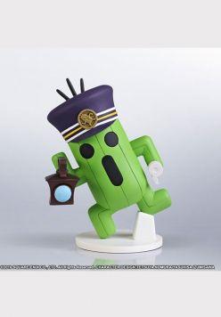 World Of Final Fantasy Static Arts Mini Cactuar Conductor Figurine Final Fantasy Fantasy Decor Mini Figurine
