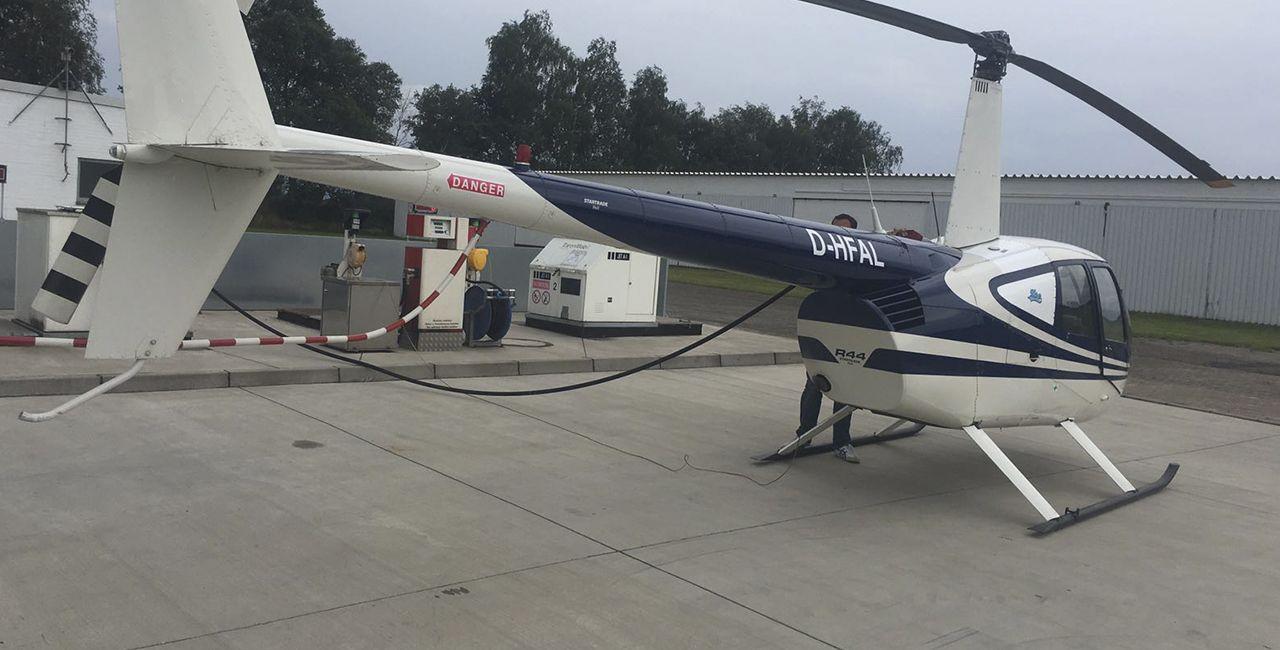 Hubschrauber Mainz