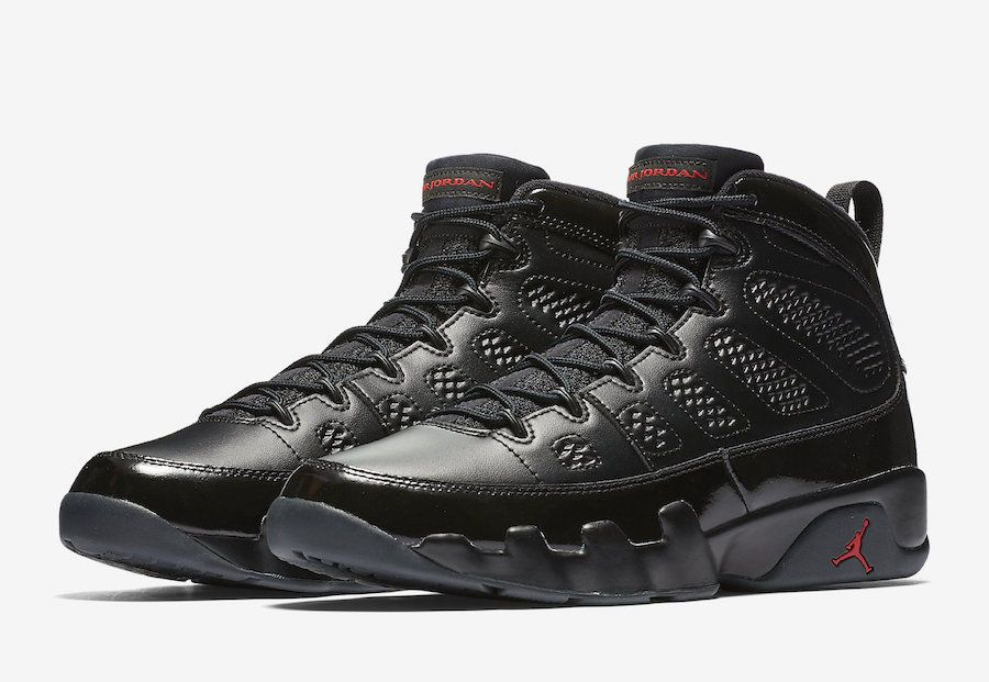san francisco d89e2 fabe7 NEW DS 2018 Nike AIR JORDAN RETRO 9 IX Black Red BRED 302370-014 Size 15   MichaelJordan  AirJordan  Jordans