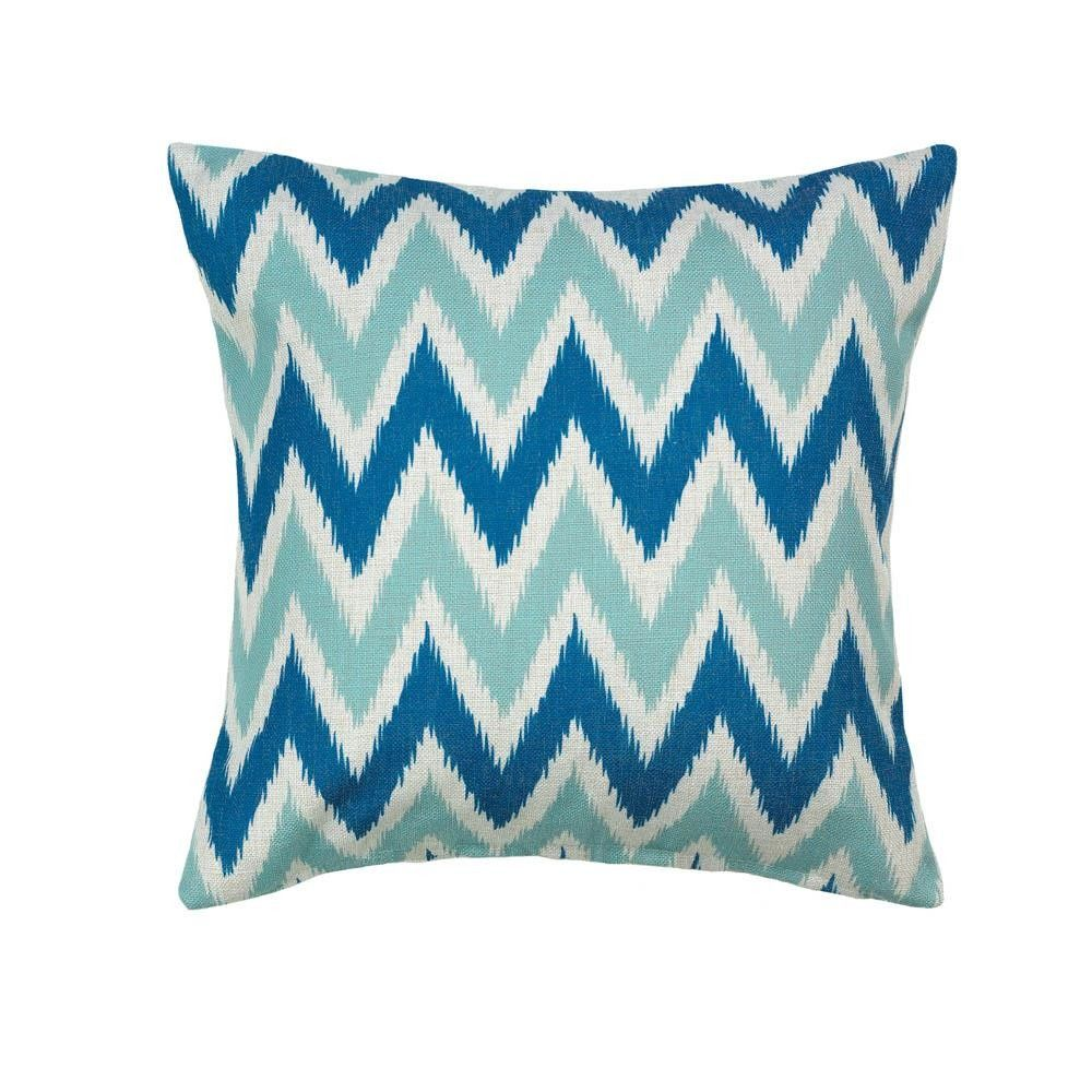 Shop home decor chevron stripes pillow from shop home decor - Decoration