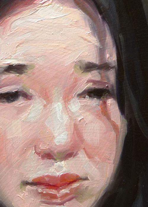 """Decaf"" (close-up), John Larriva art"