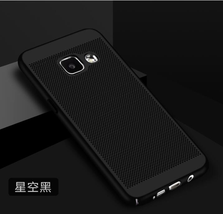 Heat Dissipation Samsung Galaxy A3 A5 J2 J3 J5 Prime Cooling Cases S7 Edge S8 Plus Thin 360 Case Back Cover Samsung Galaxy A3 Samsung Galaxy Cool Cases