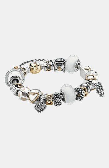 PANDORA Bracelet & Charms #PANDORAvalentinescontest