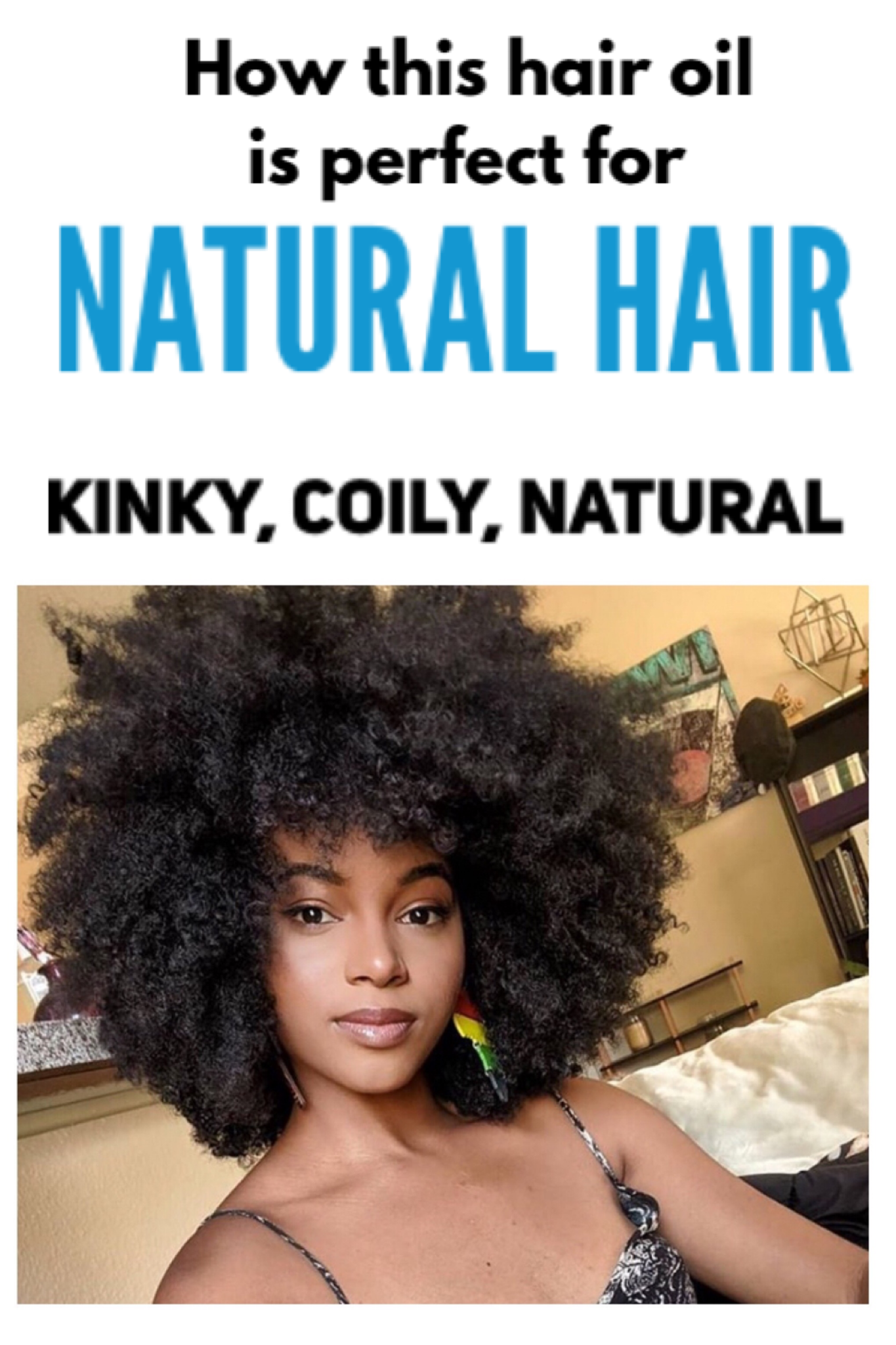 Whether you have 2,3,4 (a,b,c) hair type, this all natural oil is infused with black seeds (you can see the black seeds in each bottle!) it will leave you with thicker, healthier, longer hair. Read more @ olivaproducts.com  #kinkycurlyhair #naturalhair #4chair #4bhair #hairtypes #haircare #4ahair  #dreadlocks #braids #hairoil #hairgrowth #hairgrowthoil #curlyhair #longhair #frizzyhairsolution