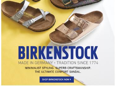 30% Off Birken stock promo code