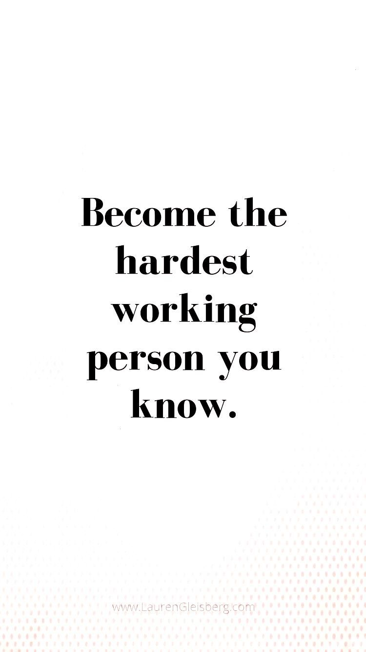 #inspirational #motivational #fitness #hardest #working #quotes #become #person #best #kn...