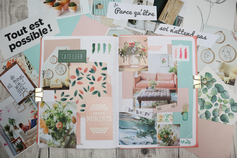 Idées de pages bien-être à créer dans un bullet journal - Creabujo