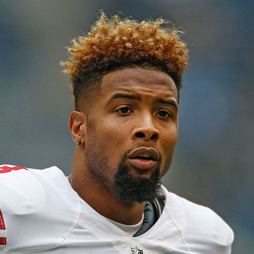 Odell Beckham Jr Haircut 2019 Celebrity Hairstyles Hair Hair