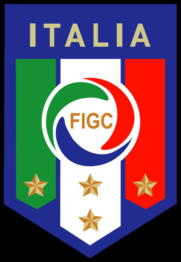 File Figc Logo Svg Wikipedia The Free Encyclopedia Calcio Squadra Di Calcio Italia